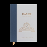 Dear Dad Timeless Collection Journal From You To Me | Merchandise