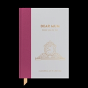 Dear Mum Timeless Collection Journal From You To Me | Merchandise