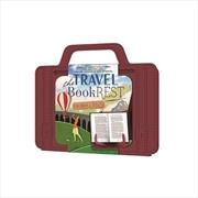 Travel Reading Rest - Scarlet | Merchandise