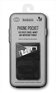 Phone Pocket Black | Miscellaneous