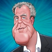 Jeremy Clarkson - Greeting Sound Card | Merchandise