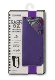 Glasses Case Purple | Miscellaneous