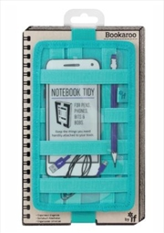 Notebook Tidy Turquoise