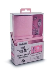 Travel Tech Tidy Pink | Miscellaneous