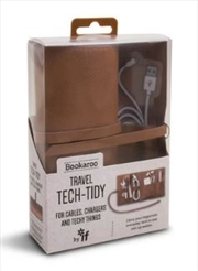 Travel Tech Tidy Brown | Miscellaneous