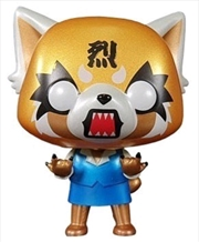 Aggretsuko - Aggretsuko Metallic US Exclusive Pop! Vinyl [RS]