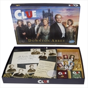 Clue - Downton Abbey Edition (Cluedo) | Merchandise