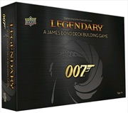 Legendary - 007 James Bond Deck-Building-Game | Merchandise