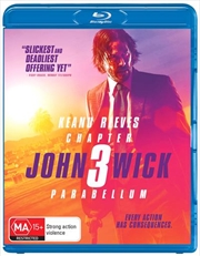 John Wick - Chapter 3 - Parabellum | Blu-ray