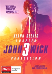 John Wick - Chapter 3 - Parabellum | DVD