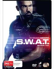 S.W.A.T. - Season 2 | DVD