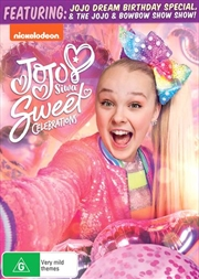 Jojo Siwa - Sweet Celebrations | DVD