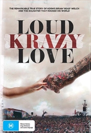 Loud Krazy Love | DVD