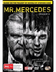 Mr. Mercedes - Season 2 | DVD