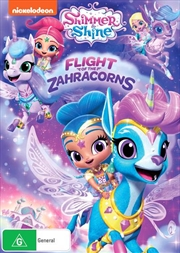 Shimmer And Shine - Flight Of The Zahracorns | DVD