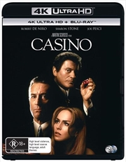 Casino | Blu-ray + UHD