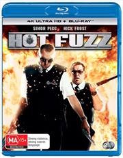 Hot Fuzz | Blu-ray + UHD