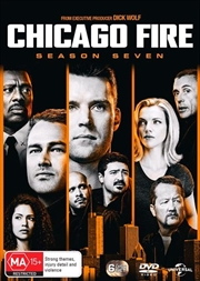 Chicago Fire - Season 7 | DVD