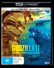 Godzilla 2 - King Of The Monsters | Blu-ray + UHD
