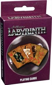 Labyrinth - Playing Card Deck