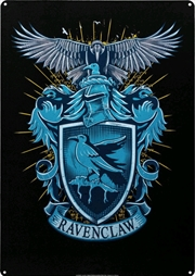 Harry Potter - Ravenclaw A3 Tin Sign