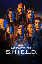 Agents of SHIELD - Season 6 | DVD