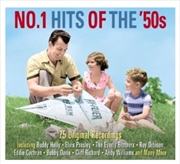No1 Hits Of The 50's