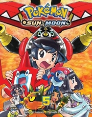 Pokemon - Sun And Moon Vol 5 | Paperback Book