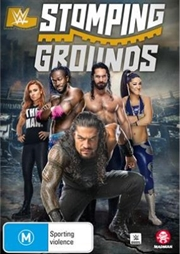 WWE - Stomping Grounds | DVD