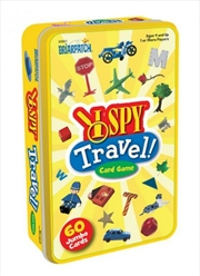 I Spy - Travel Card Tin Game | Merchandise