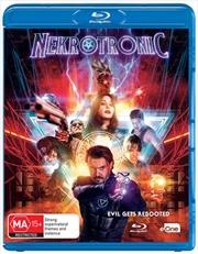 Nekrotronic | Blu-ray