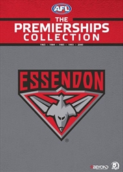 AFL  - The Premierships Collection - Essendon