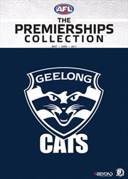 AFL  - The Premierships Collection - Geelong