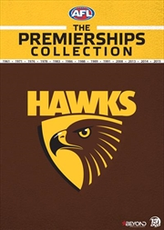 AFL  - The Premierships Collection - Hawthorn