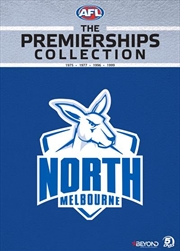 AFL  - The Premierships Collection - North Melbourne | DVD