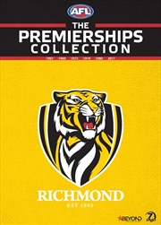 AFL  - The Premierships Collection - Richmond | DVD