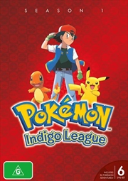 Pokemon - Indigo League - Season 1 | DVD