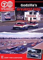 Magic Moments Of Motorsport - Godzilla's Greatest Hits | DVD