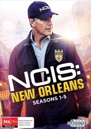 NCIS - New Orleans - Season 1-5 | Boxset