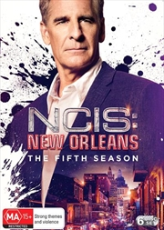 NCIS - New Orleans - Season 5 | DVD