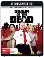 Shaun Of The Dead | UHD