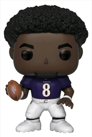 NFL: Ravens - Lamar Jackson Pop! Vinyl | Pop Vinyl