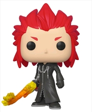 Kingdom Hearts 3 - Axel with Chakrams US Exclusive Pop! Vinyl [RS] | Pop Vinyl