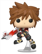 Kingdom Hearts 3 - Sora with Shield Pop! Vinyl	 | Pop Vinyl