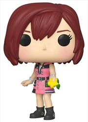 Kingdom Hearts 3 - Kairi with Hood Pop! Vinyl