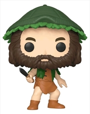 Jumanji - Alan Parrish with Knife US Exclusive Pop! Vinyl [RS]