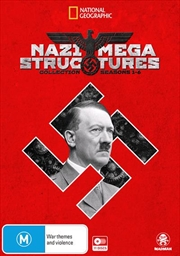 National Geographic - Nazi Megastructures - Season 1-6 Collection | DVD