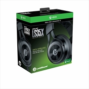 Lucidsound Ls35x Wireless Xbox Black Gaming Headphones
