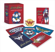 Wonder Woman: Magnets, Pin, and Book Set | Merchandise