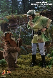 Star Wars - Leia & Wicket Return of the Jedi 1:6 Scale Acton Figure | Merchandise